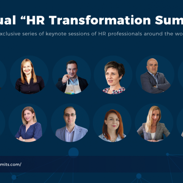 Creative Hub Скопје го одржува првиот HR Virtual Transformation Summit